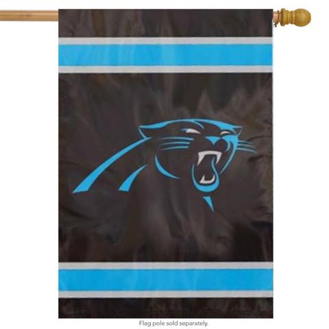 Carolina Panthers Applique Banner