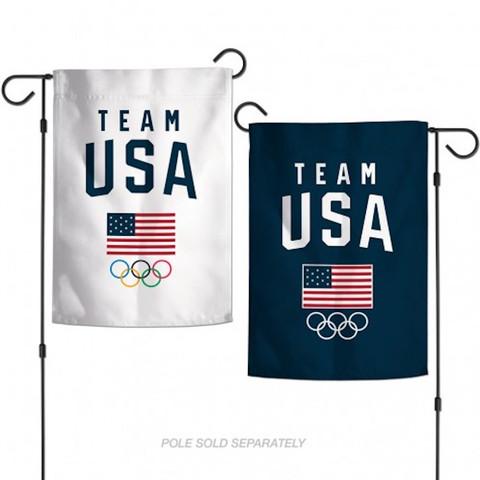 USOC Team USA Garden Flag