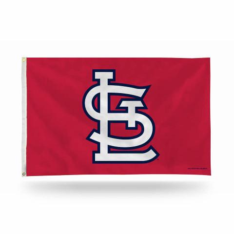 "St. Louis Cardinals ""STL"" Logo MLB Grommet Flag"