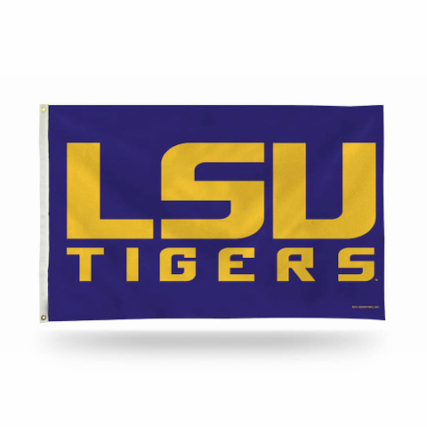 Louisiana State University Tigers NCAA Grommet Flag