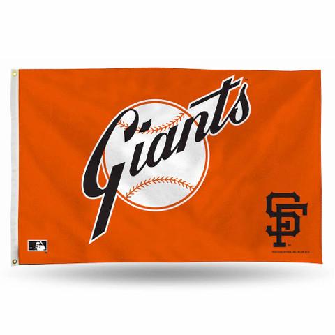 San Francisco Giants Retro MLB Grommet Flag