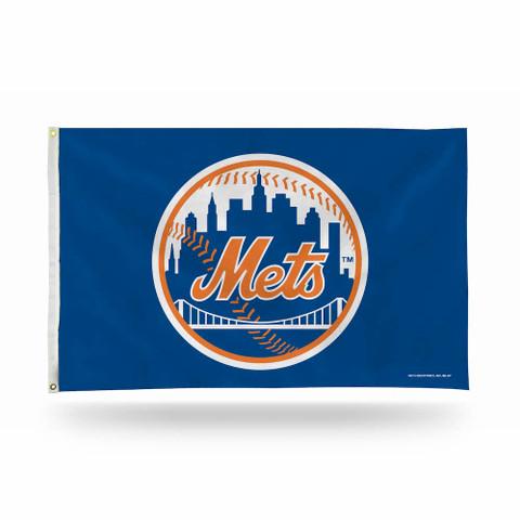 New York Mets MLB Grommet Flag