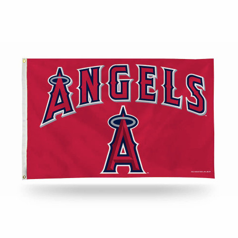 Los Angeles Angels MLB Grommet Flag