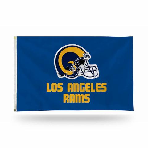 Los Angeles Rams NFL Grommet Flag