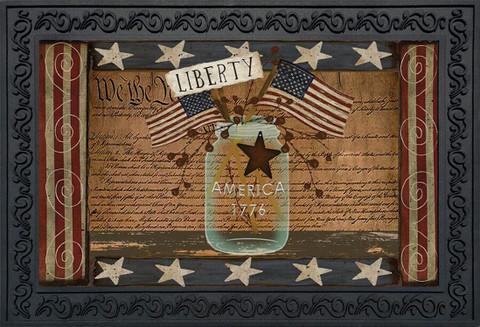 Liberty Primitive Doormat