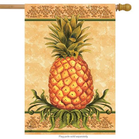 Pineapple Fruit Decorative House Flag