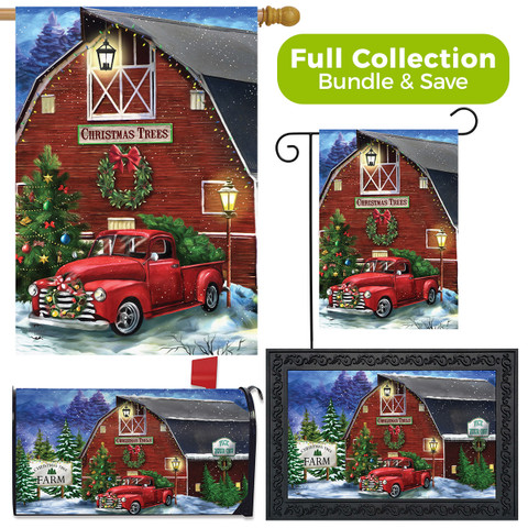Christmas Tree Farm Design Collection