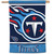 Tennessee Titans Vertical NFL Flag