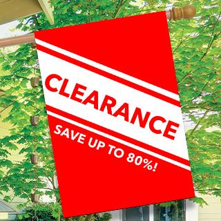 Clearance House Flags