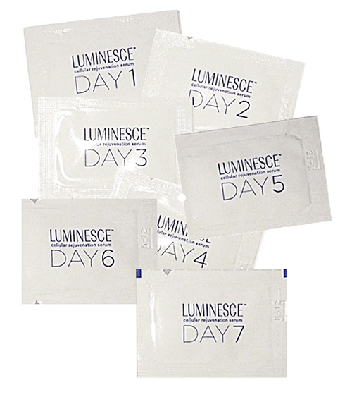 LUMINESCE™ cellular rejuvenation serum - 7 Day Trial Pack