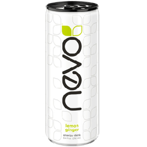 Nevo Lemon Ginger Energy Drink