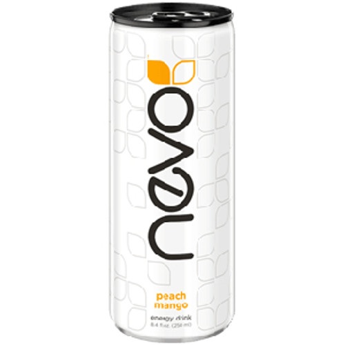 Nevo Peach Mango Energy Drink