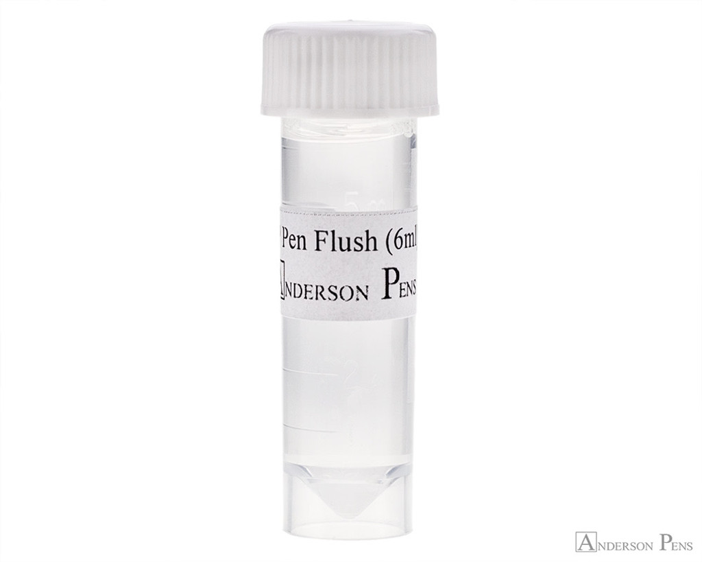 Anderson Pens Pen Flush Sample (6ml Vial)