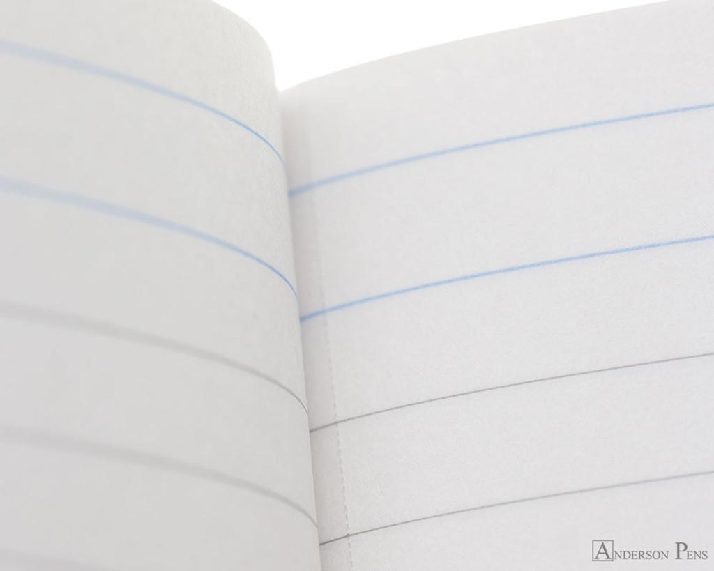 ProFolio Petite Journal - Medium, Ocean - Ruling