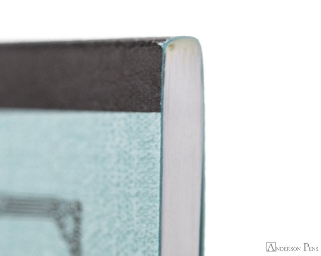 ProFolio Petite Journal - Medium, Ocean - Binding