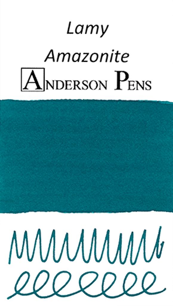 Lamy Amazonite Ink Sample (3ml Vial)