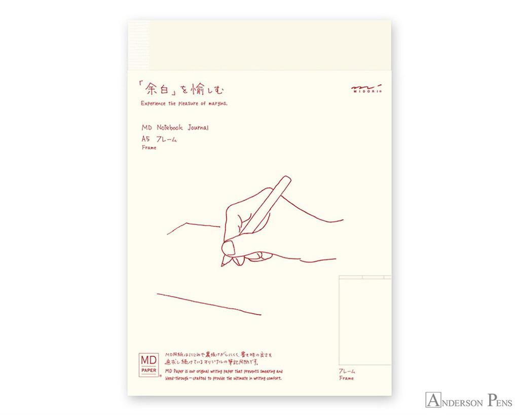 Midori MD Notebook A5 - Frame