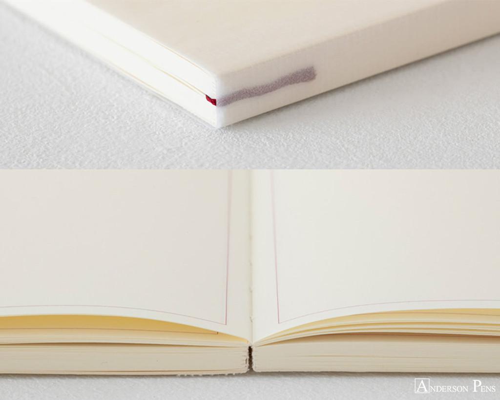 Midori MD Notebook A5 - Frame - Binding