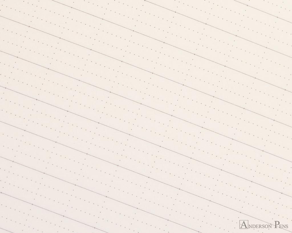 ProFolio Oasis Notebook - A6, Sky - Page Closeup