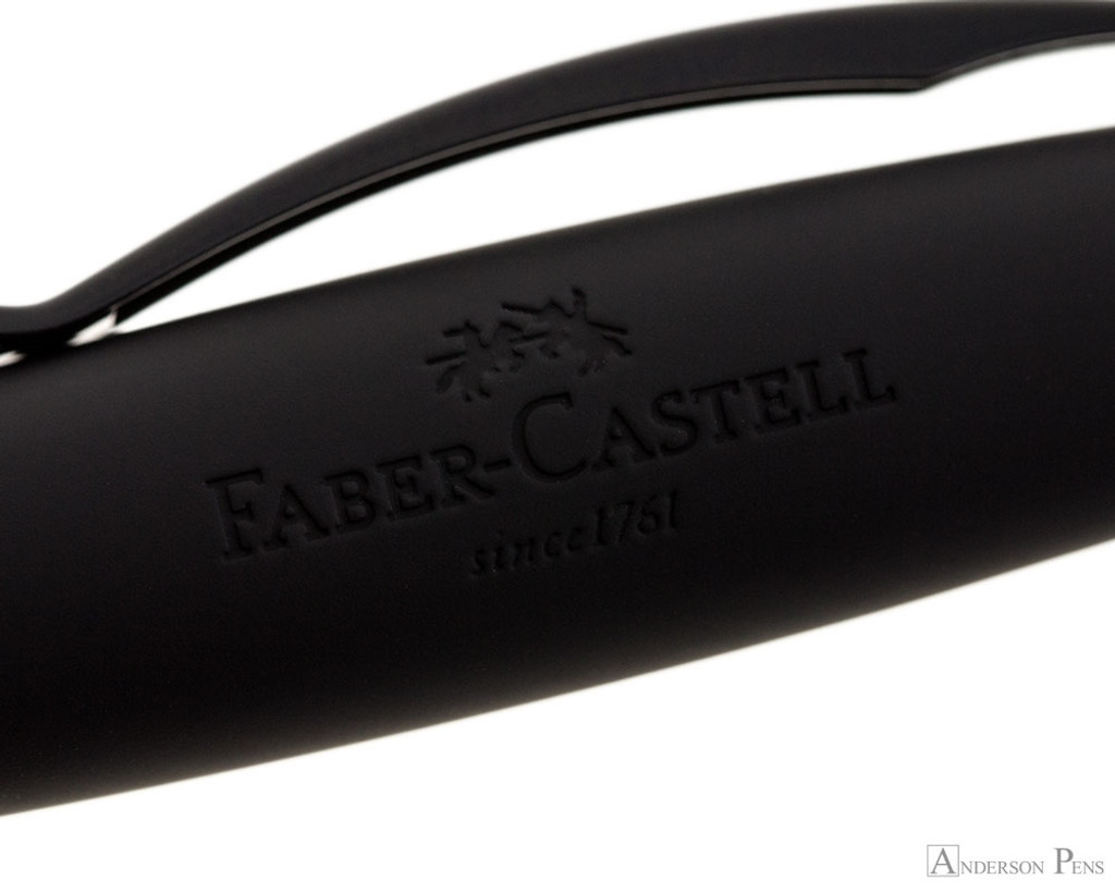 Faber-Castell Basic Black Carbon Fountain Pen