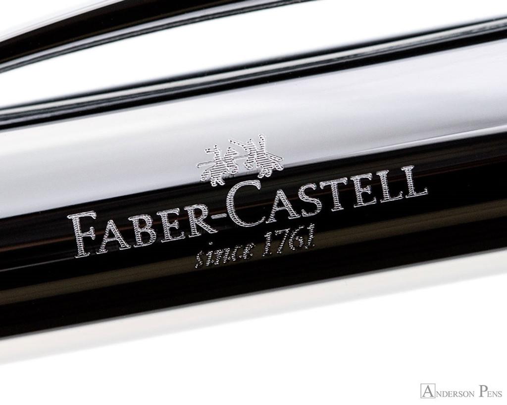Faber-Castell Ambition Fountain Pen - Black