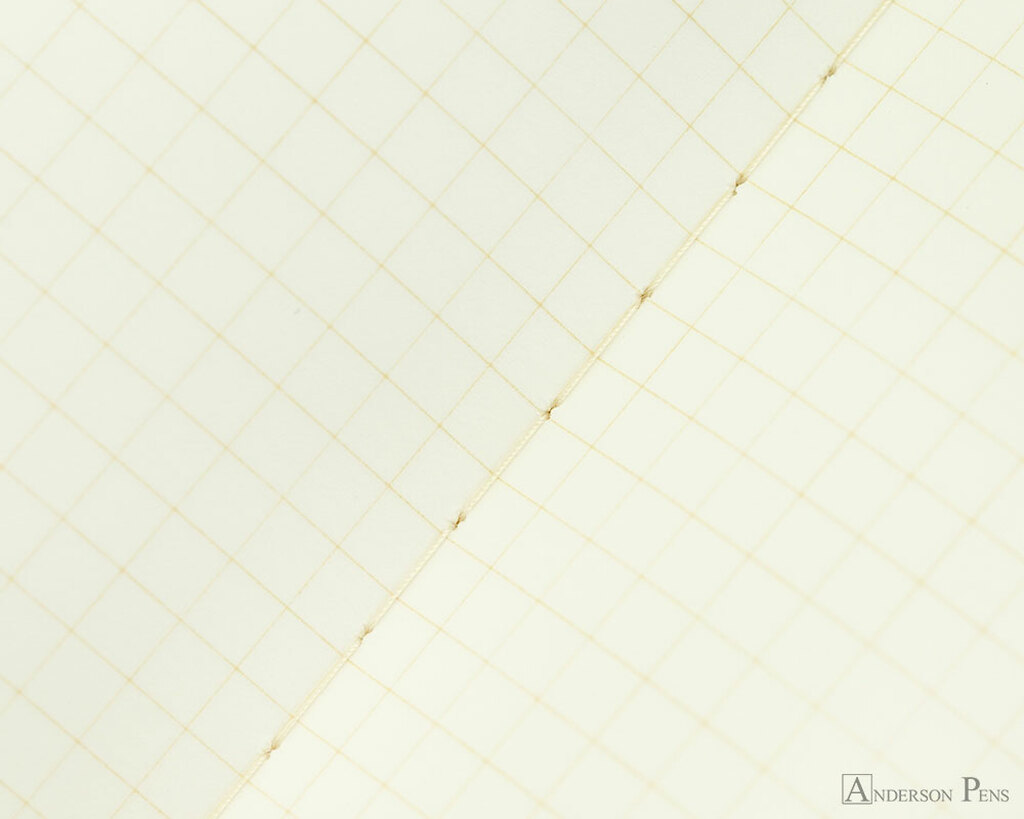 Life Kappan Notebook - B5 (7 x 10), Graph Paper - Page Closeup