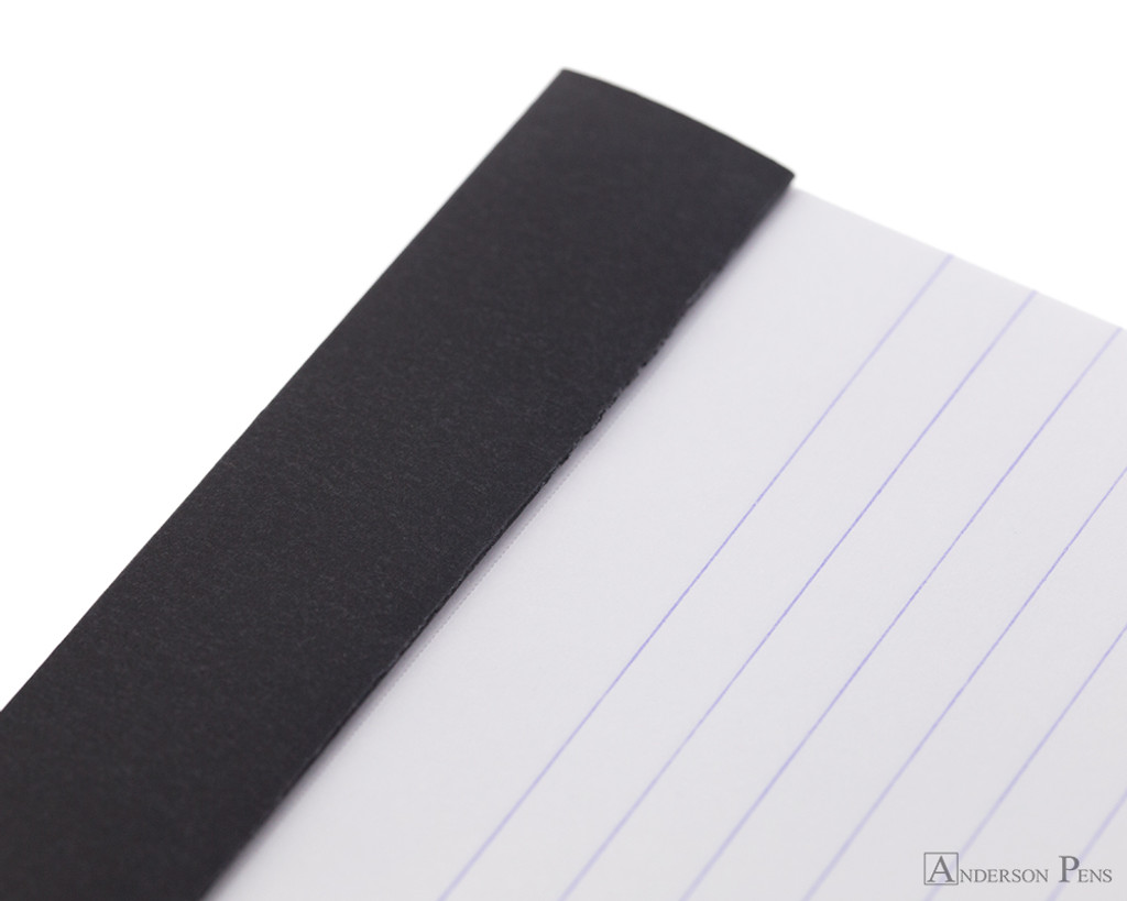 Rhodia No. 13 Staplebound Notepad - A6, Lined - Black perforations
