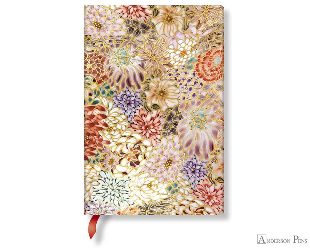 Paperblanks Mini Journal - Michiko Miniatures Kikka, Lined