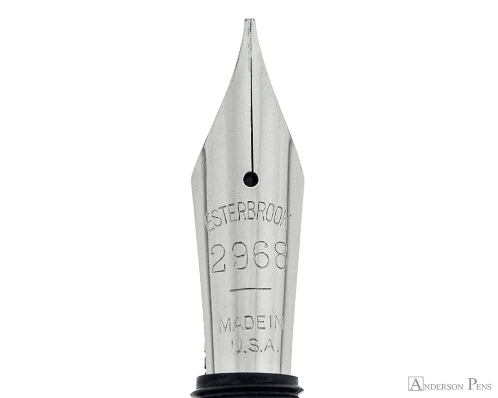 Esterbrook ReNew Point Nib Unit - 2968, Firm Broad - Nib Closeup