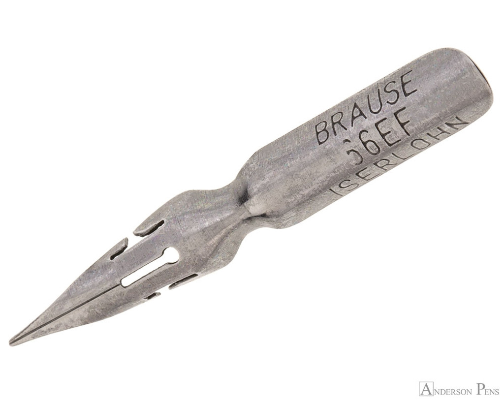 Brause Calligraphy Extra Fine Dip Pen Nib