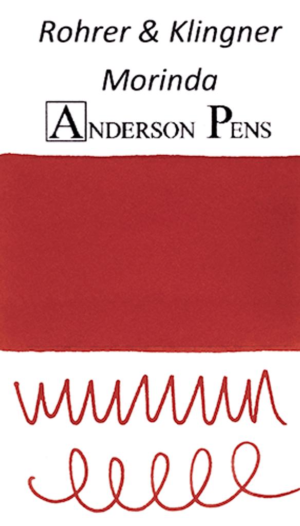Rohrer & Klingner Morinda Ink Color Swab