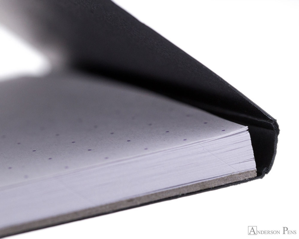 Rhodia Pocket Notepad - 3 x 4.75, Dot Grid - Black cover
