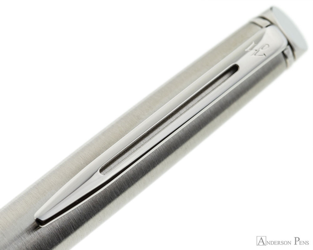 Waterman Hemisphere Stainless Steel CT FP - Clip