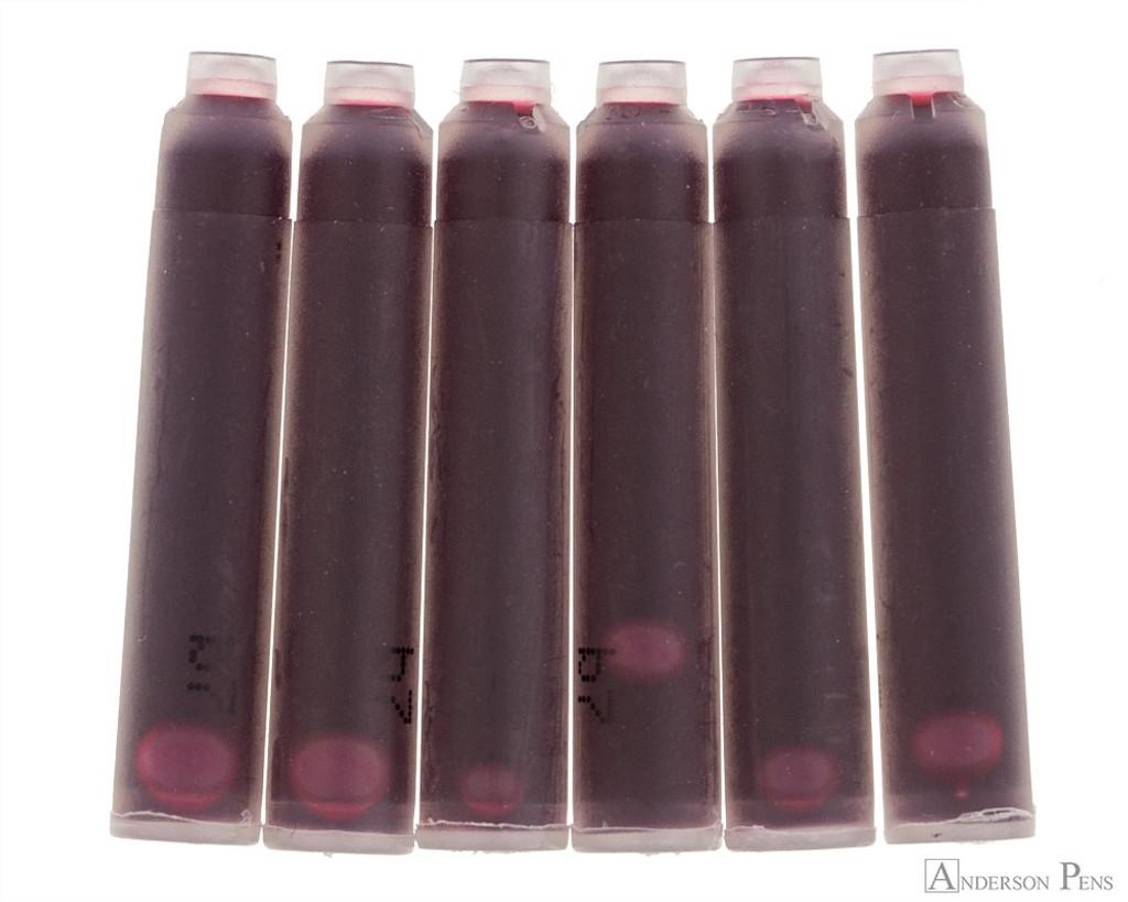 Graf von Faber-Castell Electric Pink Ink Cartridges loose