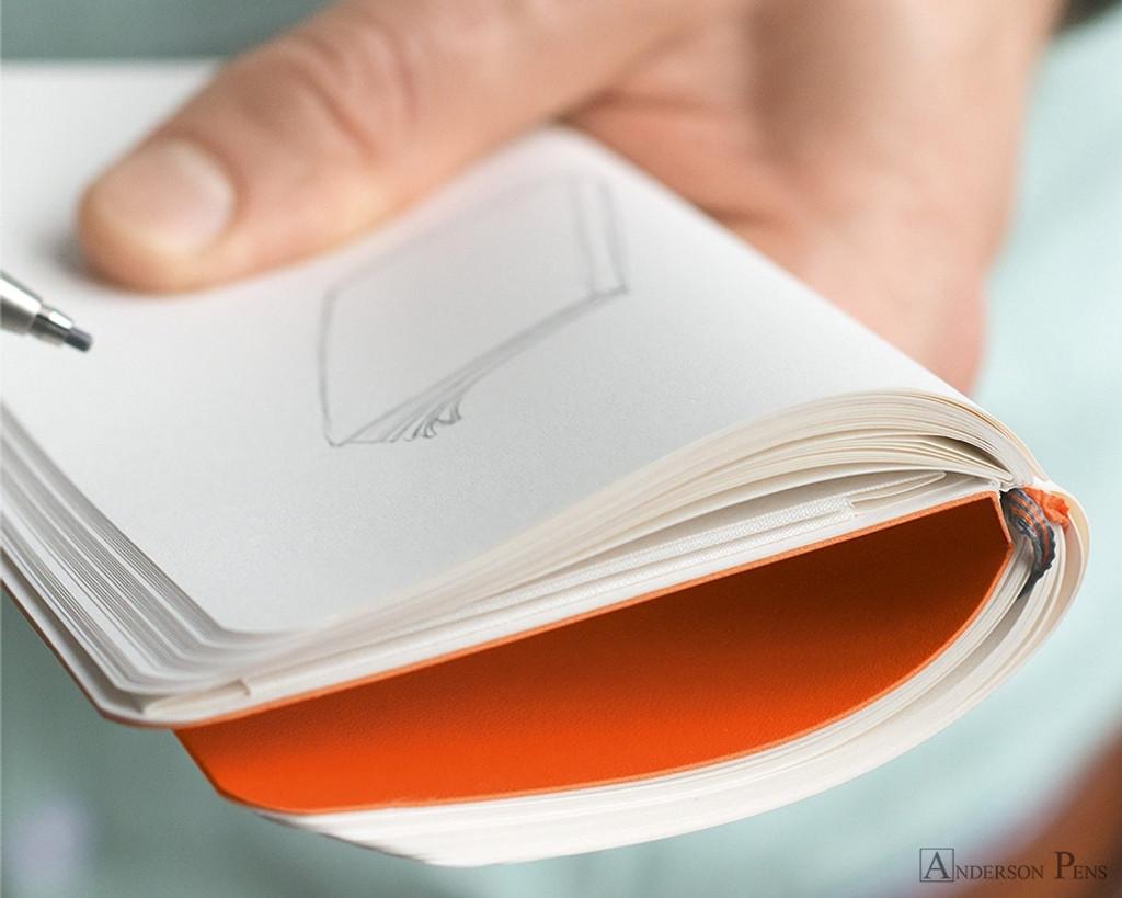 Leuchtturm1917 Softcover Notebook - A6, Dot Grid - Black flexible