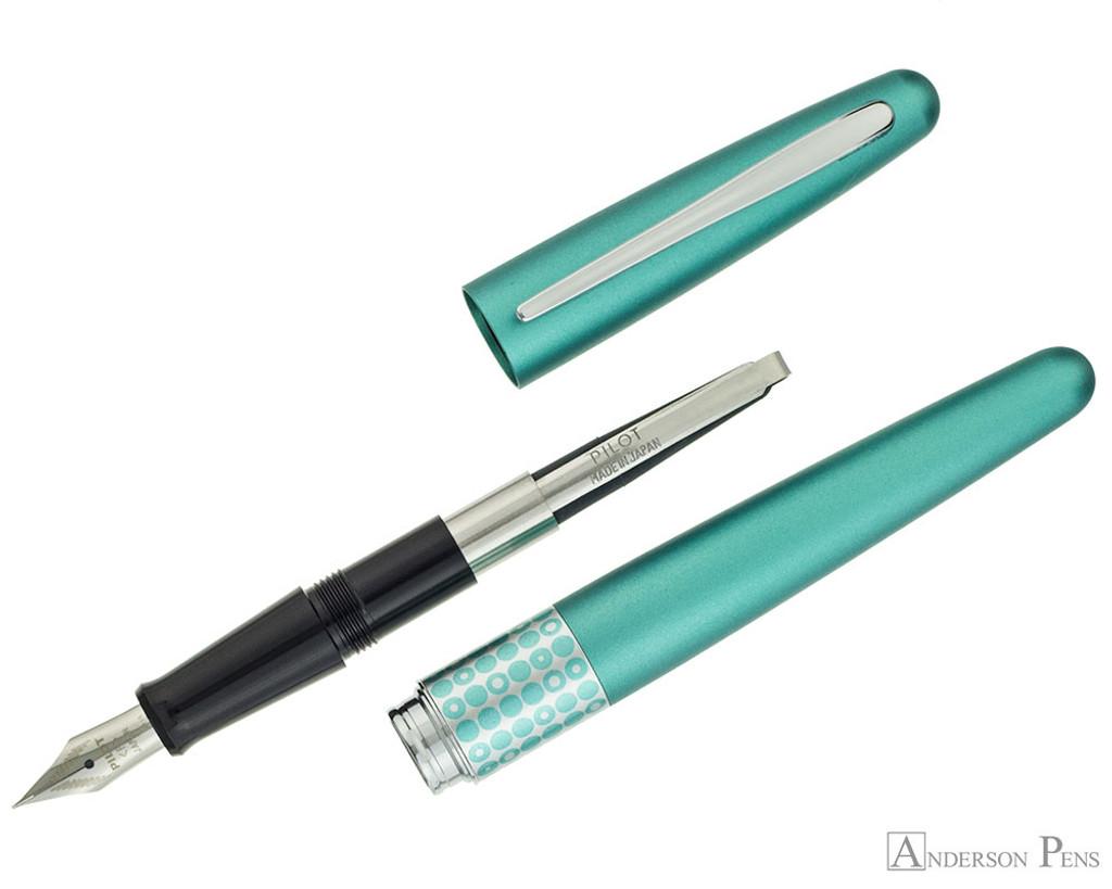 Pilot Metropolitan Fountain Pen - Retro Pop Turquoise - Parted Out