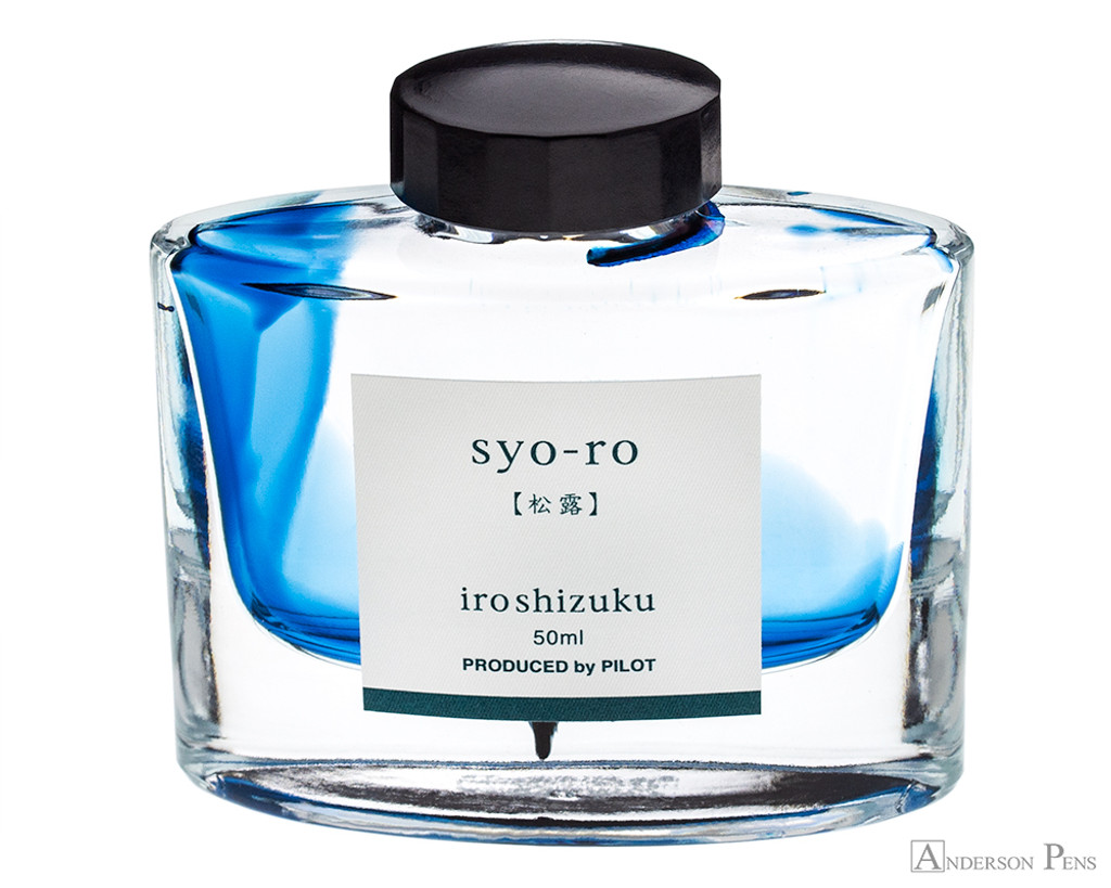 Empty Pilot Iroshizuku 50ml Bottle