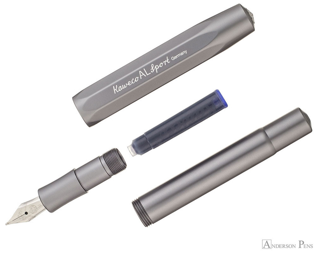 Kaweco AL Sport Fountain Pen - Grey