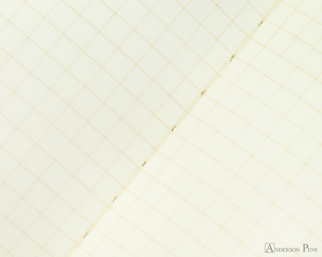 Life Kappan Notebook - A5 (6 x 8), Graph Paper - Page Closeup