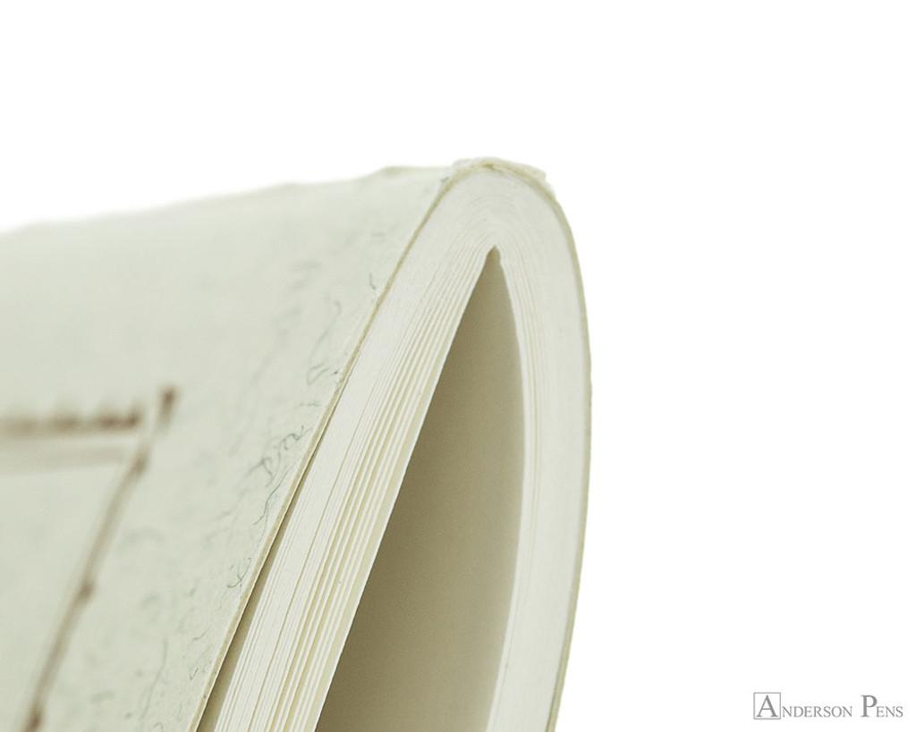 Life Kappan Notebook - A5 (6 x 8), Graph Paper - Binding