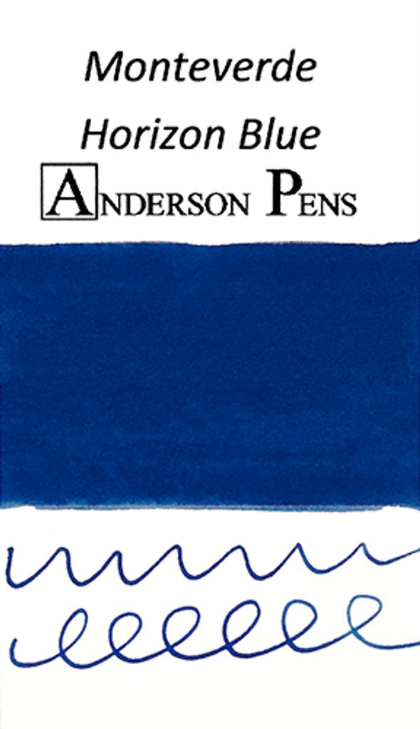 Monteverde Horizon Blue Ink Sample (3ml Vial)