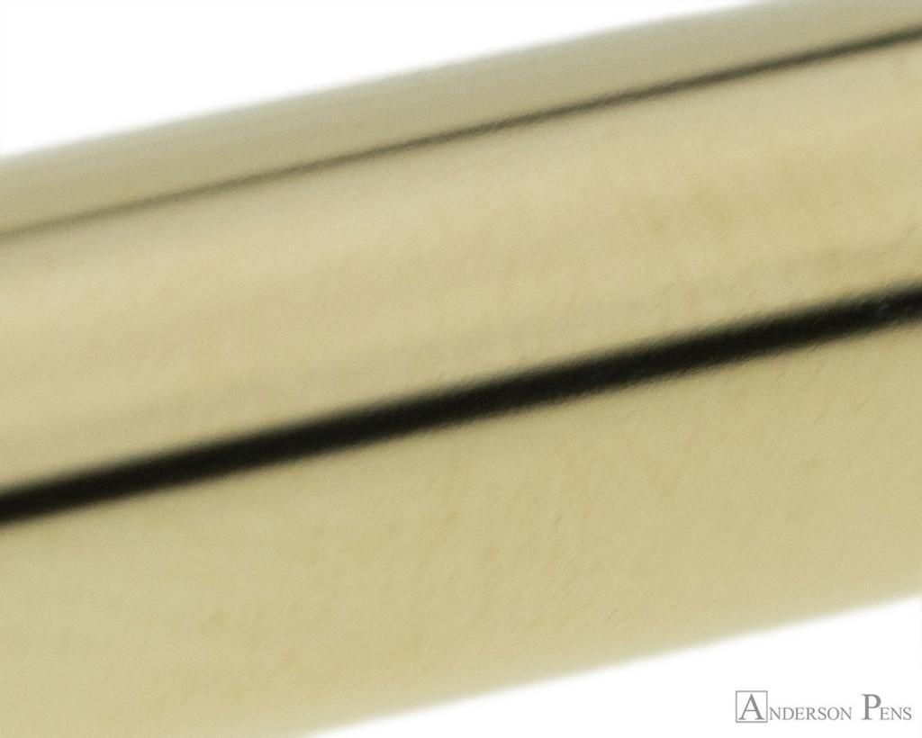 Kaweco Liliput Fountain Pen - Brass - Pattern