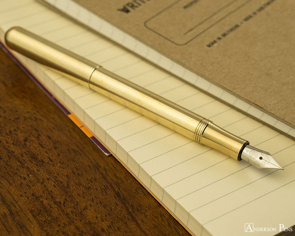 Kaweco Liliput Fountain Pen - Brass