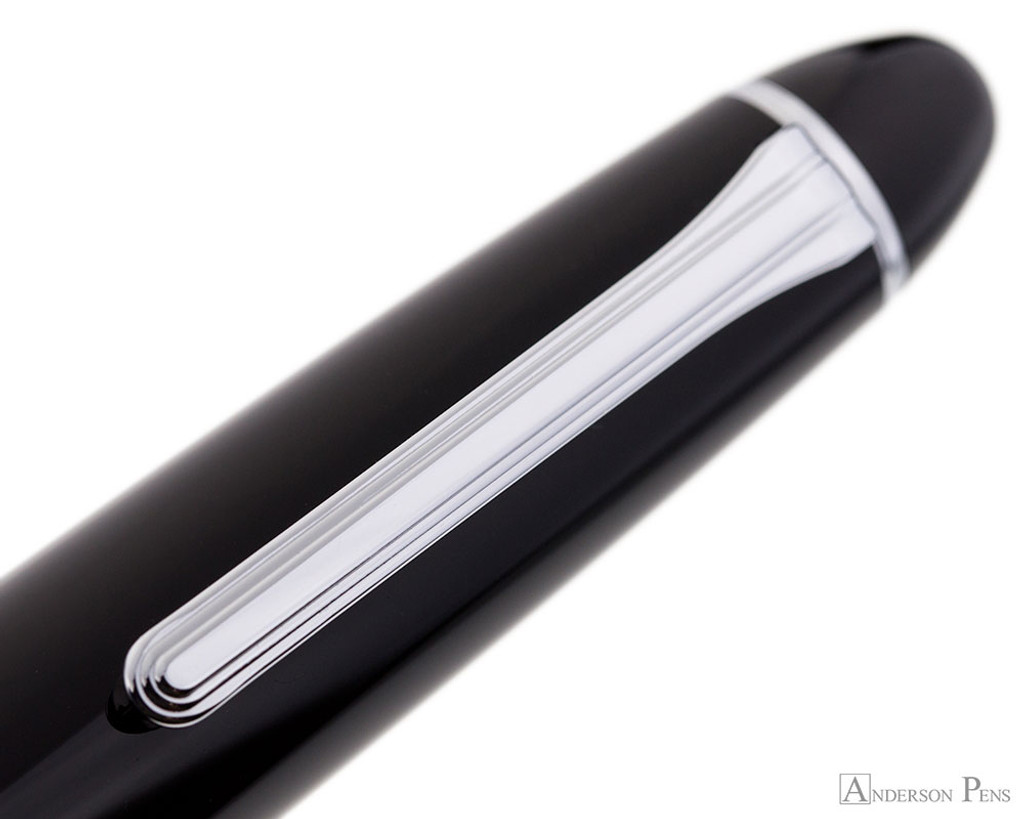 Sailor 1911 Large Ballpoint - Black with Rhodium Trim