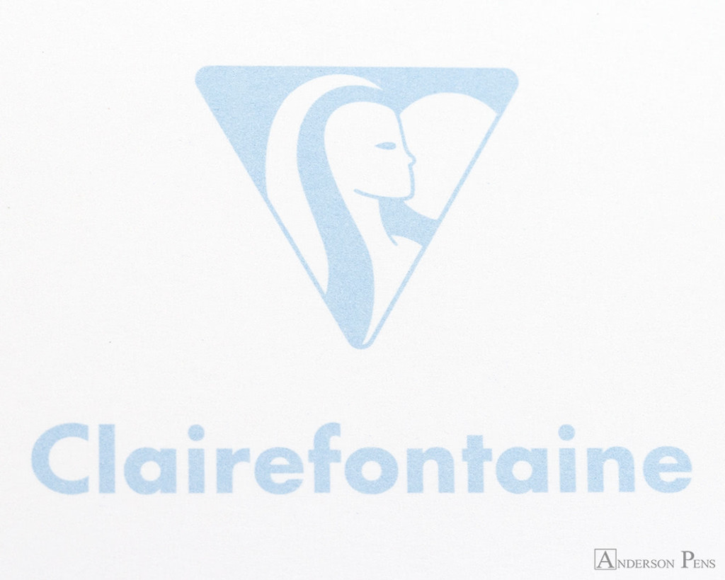 Clairefontaine Triomphe Tablet - A4, Lined - White logo