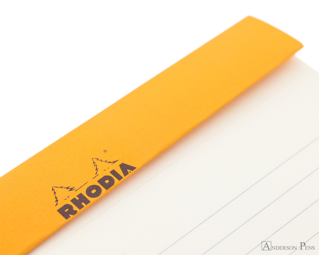 Rhodia No. 16 Premium Notepad - A5, Lined - Chocolate perforations