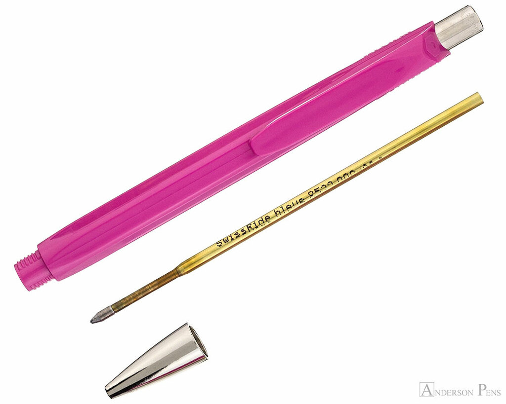 Caran d'Ache 888 Infinite Ballpoint - Pink - Parted Out