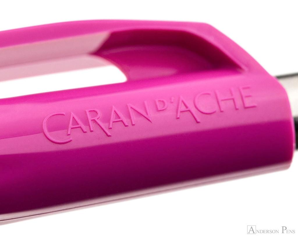 Caran d'Ache 888 Infinite Ballpoint - Pink - Imprint