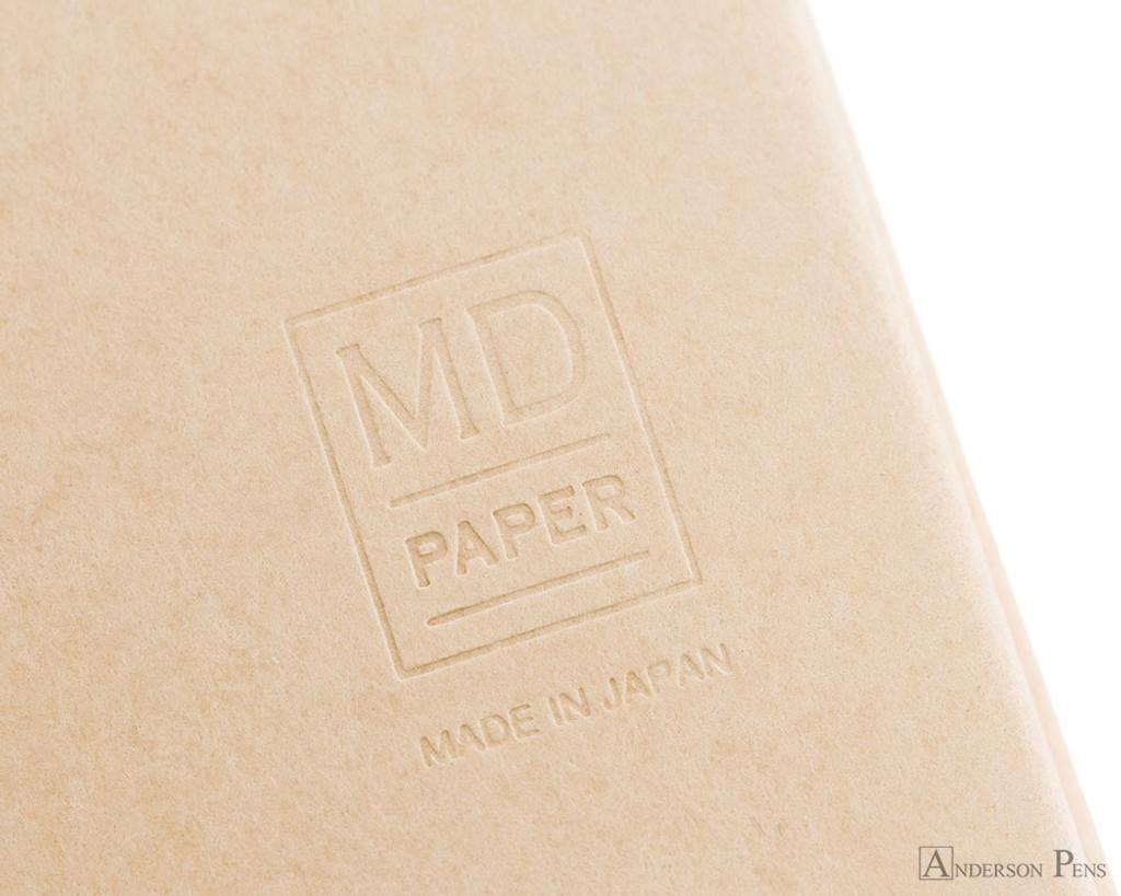 Midori MD Notebook Cover A5 - Paper - Logo