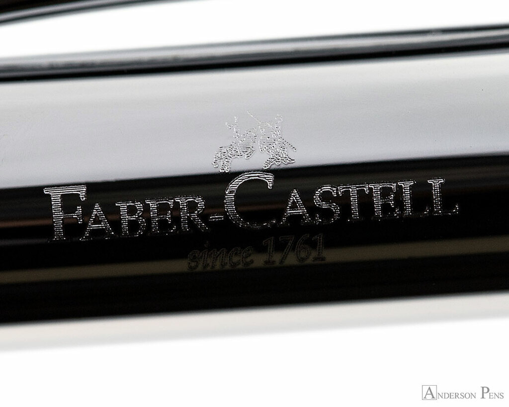 Faber-Castell Ambition Fountain Pen - Pearwood
